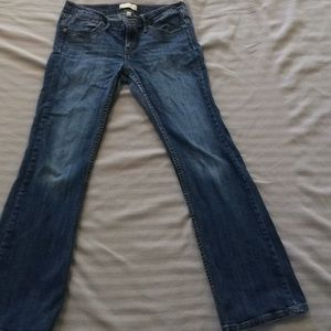 Banana Republic bootcut jeans 28 short